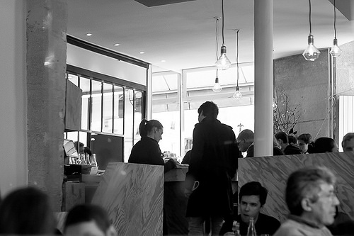 Caillebotte restaurant