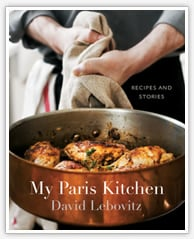 Purchase My Paris Kitchen from Amazon