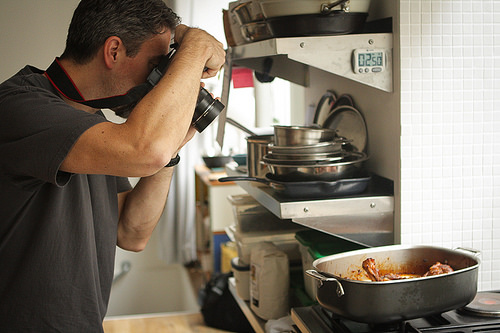 My Paris Kitchen Photoshoot
