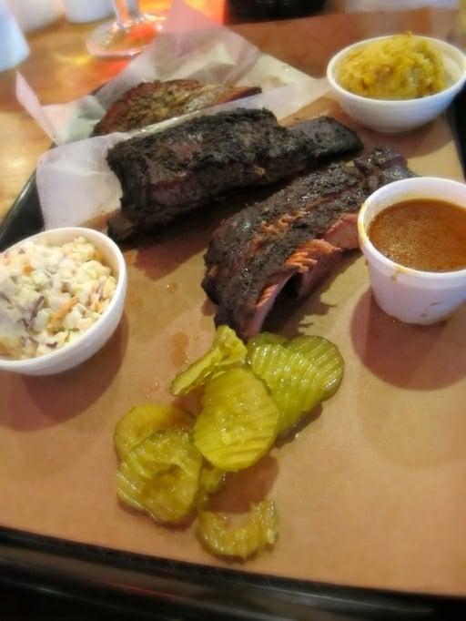Stiles BBQ in Austin