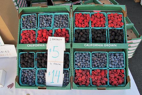 California berries