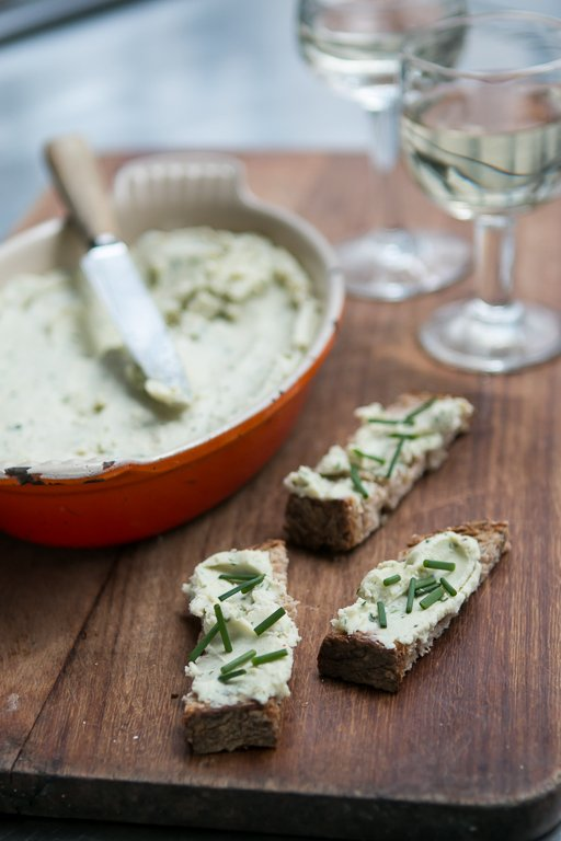 Fromage forte recipe