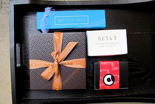 Vancouver chocolates