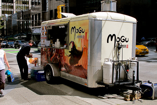 Vancouver Food Truck