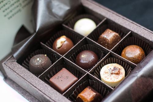 La Forêt chocolaté
