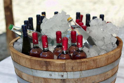 wine in Sicily