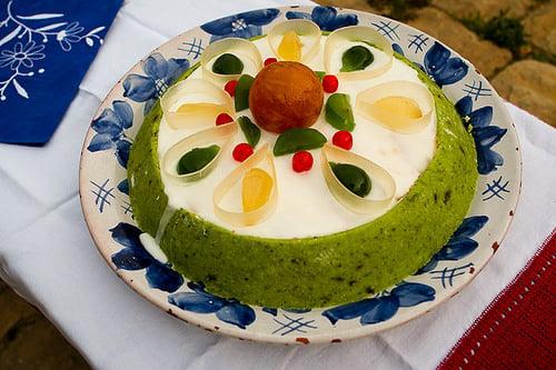 Sicilian cassata cake recipe
