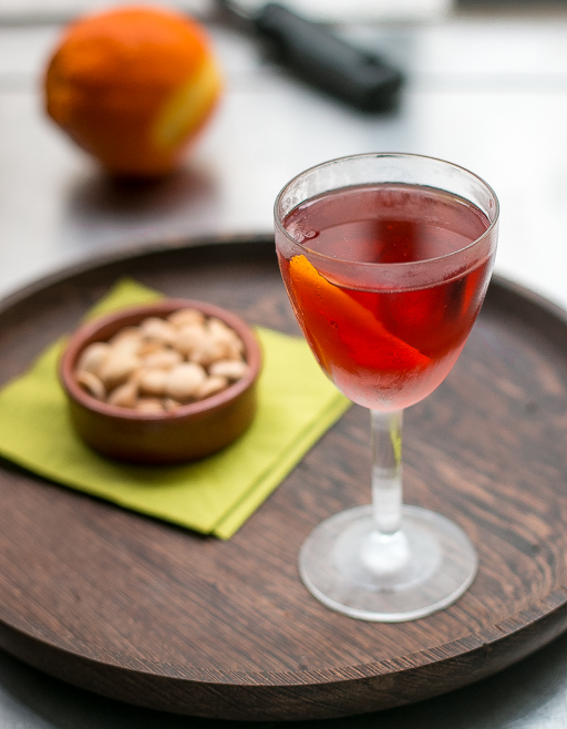 Hanky-Panky Cocktail