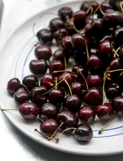 Fresh Cherry Compote recipe-3