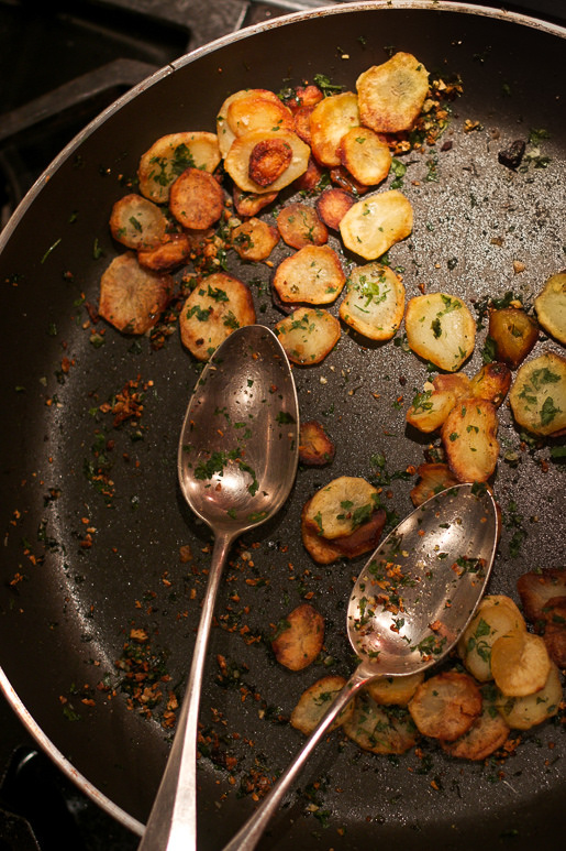 potatoes sarladaise