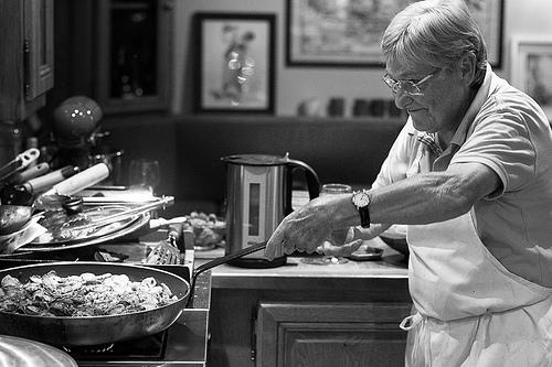 Chef Dany Chouet