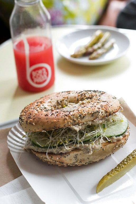 smoked whitefish sandwich