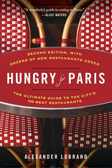 Hungry for paris