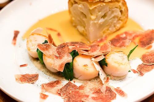 Alain Ducasse Restaurant at the Plaza Athenée