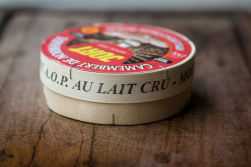 Camembert de Normandie