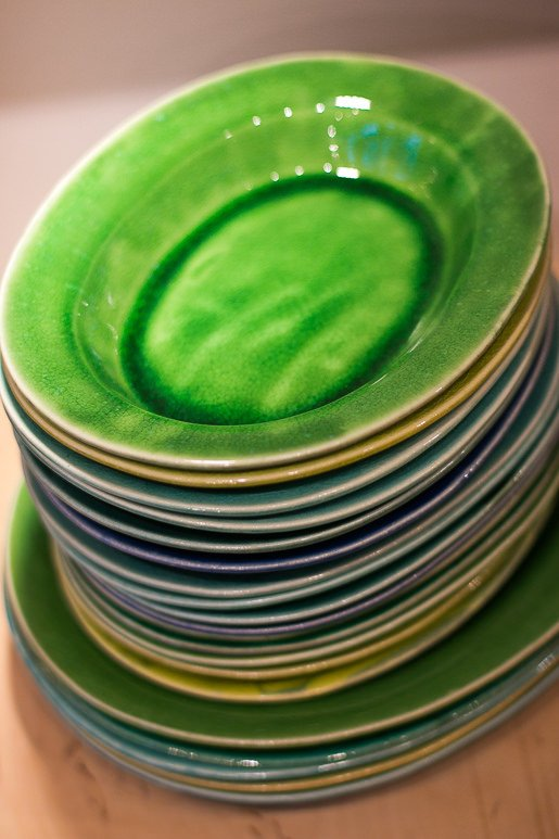 La Tuile a Loup : french tableware pottery - pezcame.com
