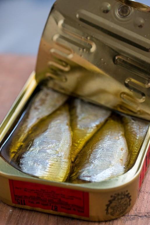Rödel sardines