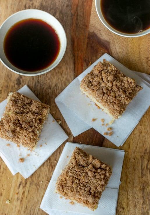 Coffee Crumb Cake Recipe