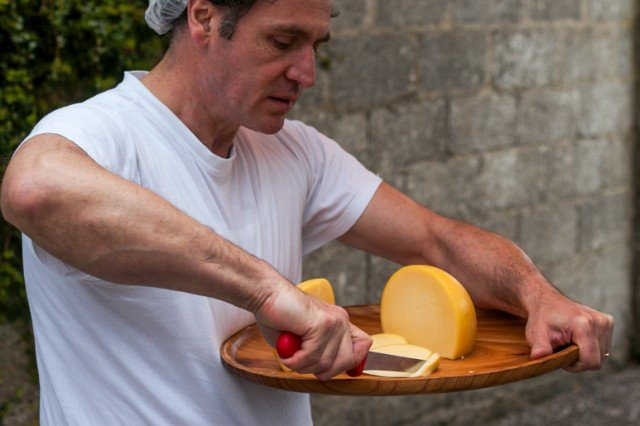 Irish cheesemaker