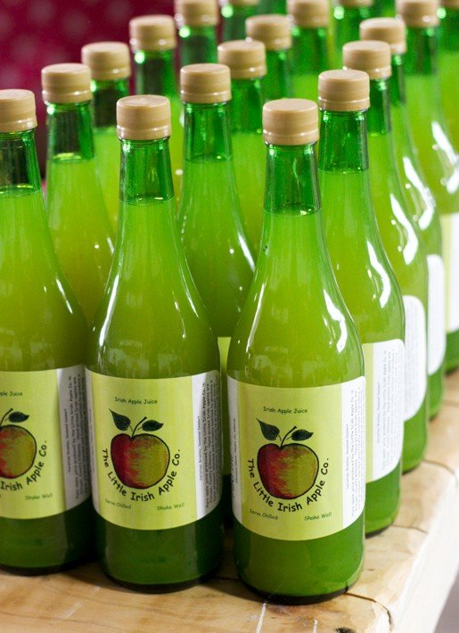 Little Irish apple juice