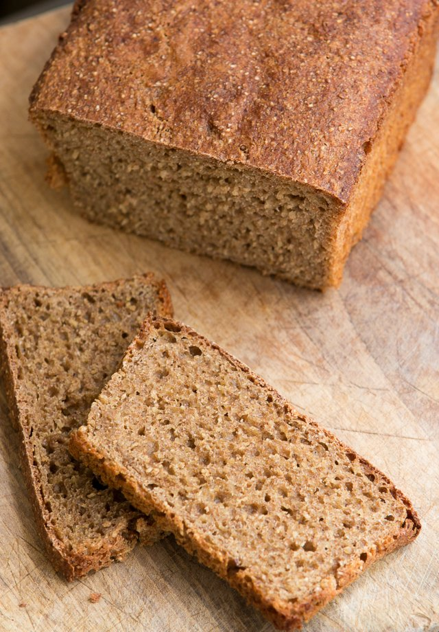 Ballymaloe Brown Yeast Bread-2