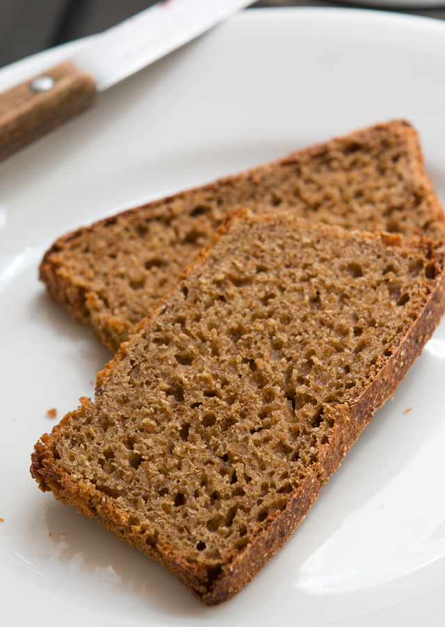 Ballymaloe Brown Yeast Bread
