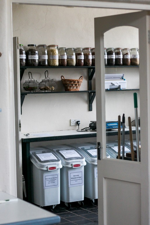 Ballymaloe Cookery School Kitchen
