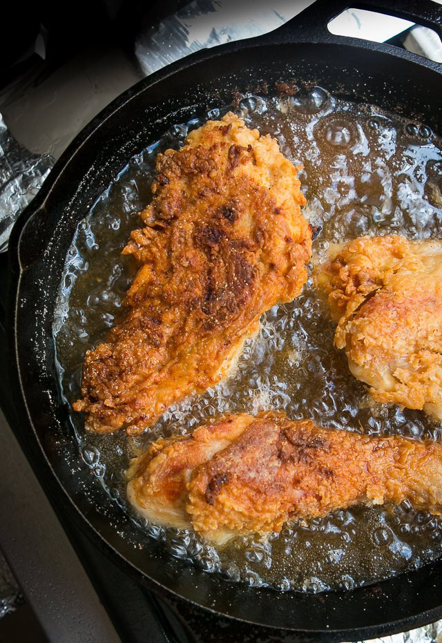 French Fried Chicken