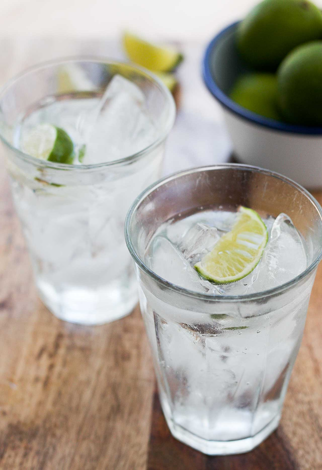 Gin and tonic cocktail: recipe, proportions 51