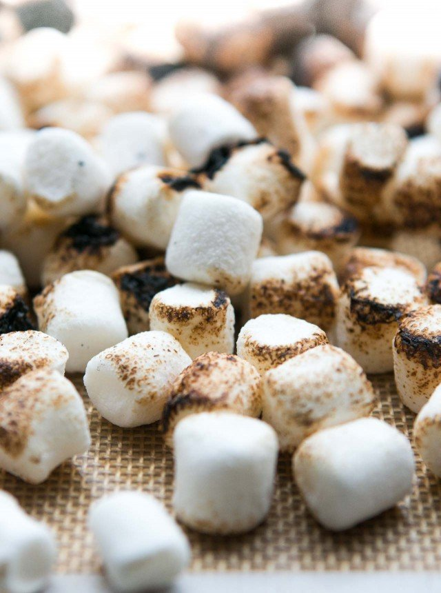 Smores Ice Cream recipe