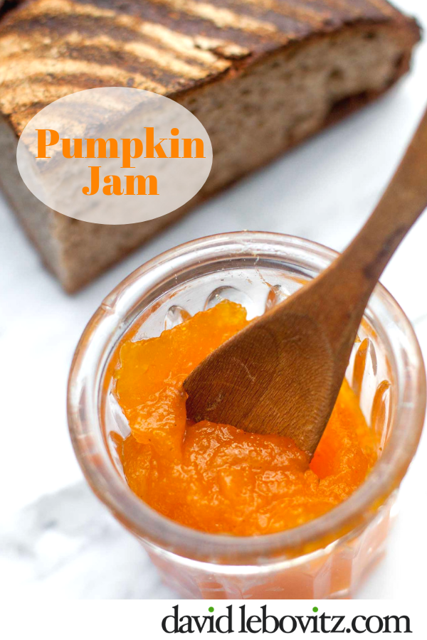 Use those fall pumpkins to make this delicious Pumpkin Jam recipe!