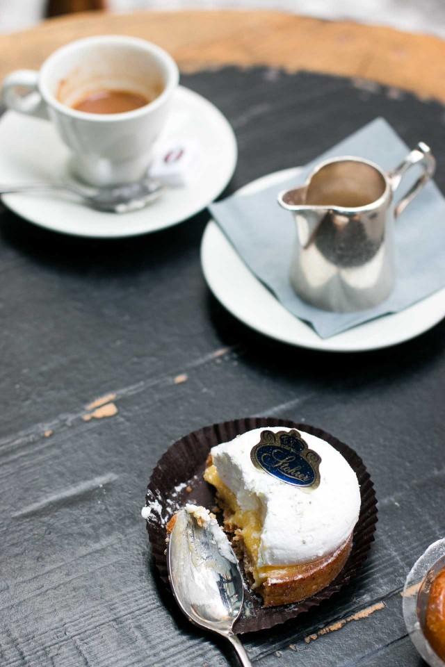Stohrer Pastry Shop in Paris