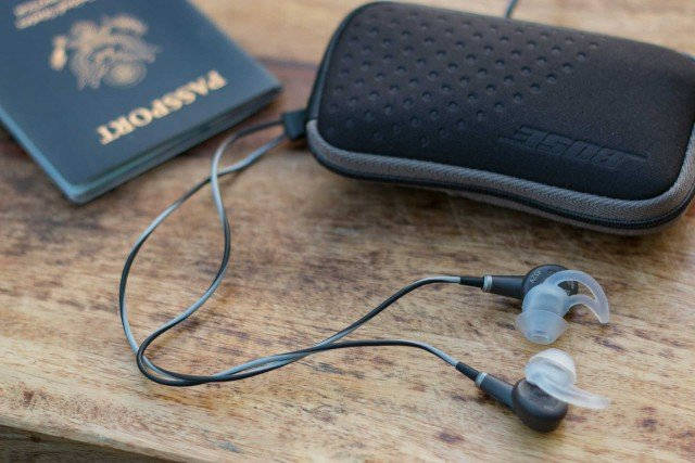 Bose noise cancelling