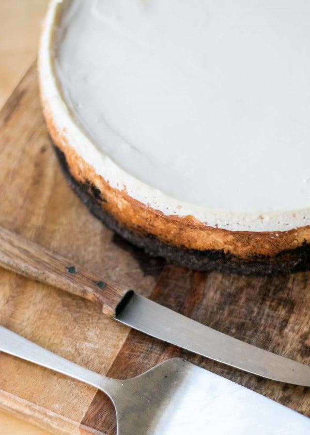 New York Cheesecake recipe