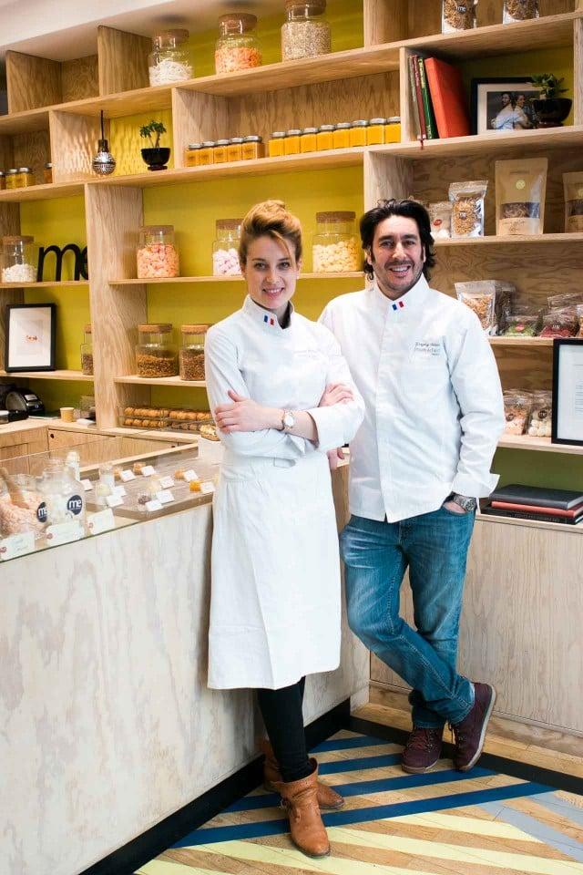 Mon Eclair pastry shop in Paris