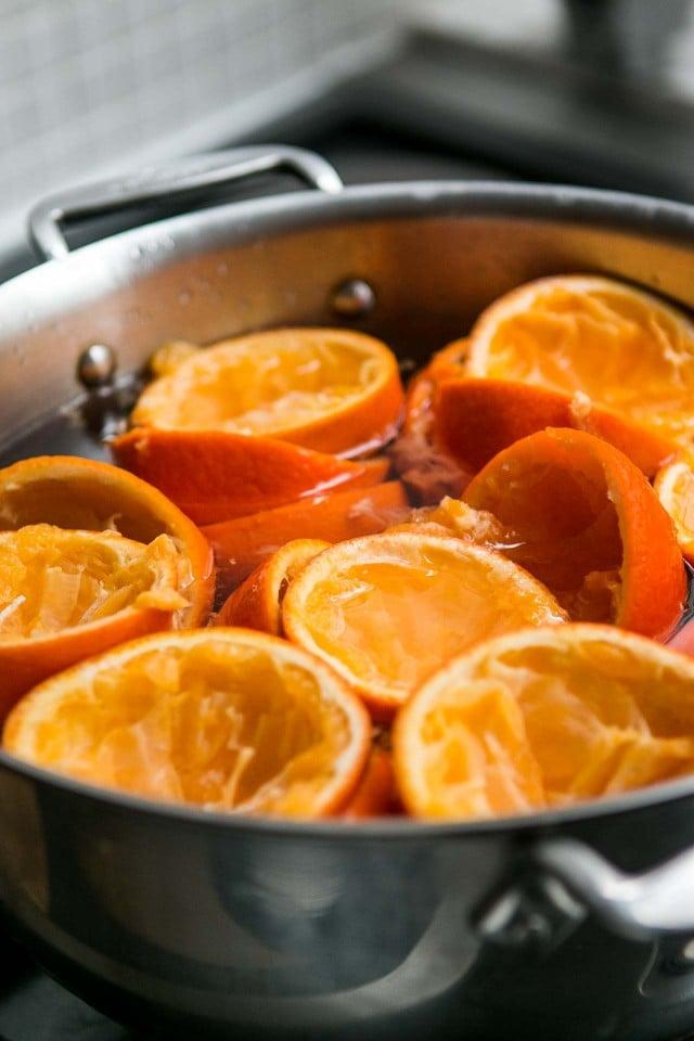 Tangerine sorbet recipe