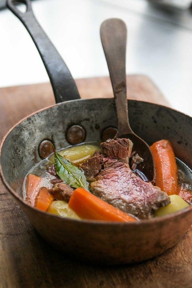 homemade corned beef recipe