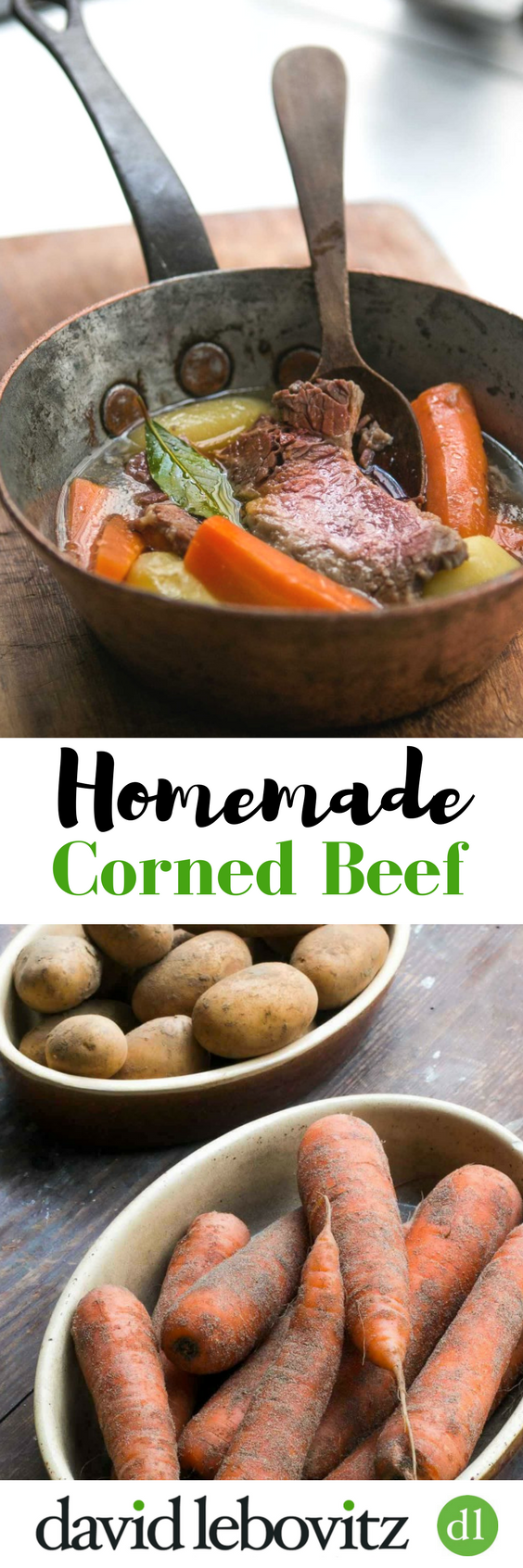 Better than store-bought, you can make classic corned beef from scratch...at home!