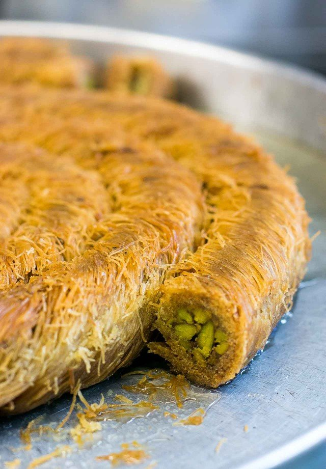 Mansoura Middle Eastern Pastry Shop in Brooklyn