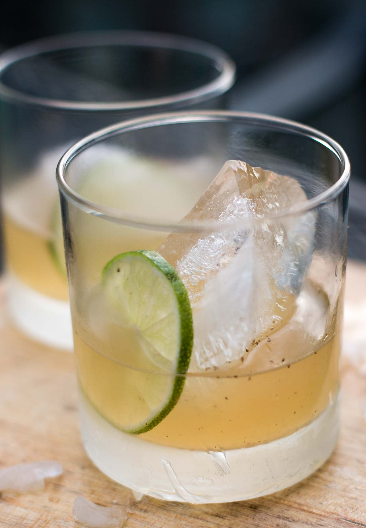 The New Spain Cocktail