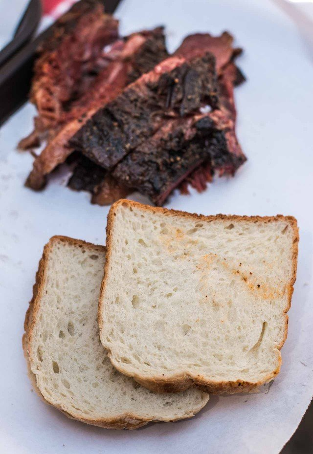John Brown Smokehouse New York Pastrami