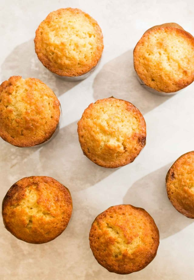 Olive Oil Muffin Recipe