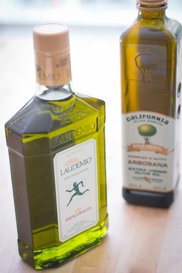 Olive Oil for Muffins