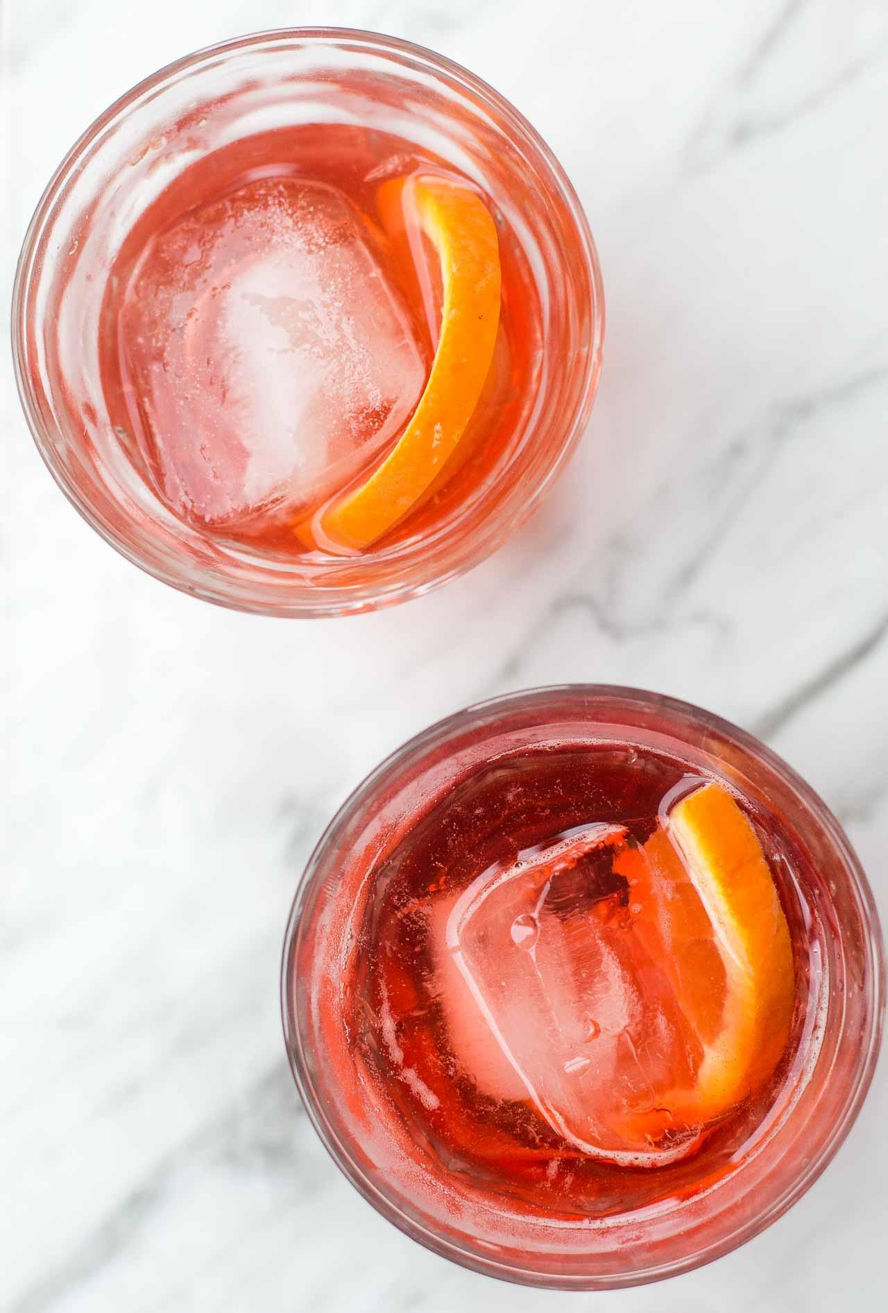 Everyone\'s favorite aperitif cocktail!