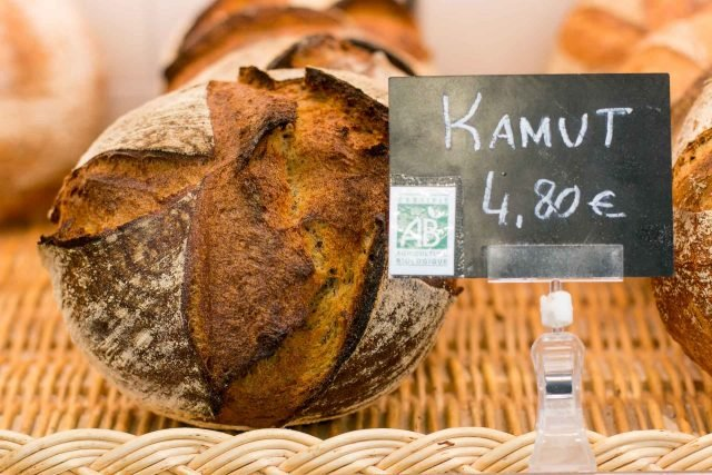 Panifica bakery Kamut bread