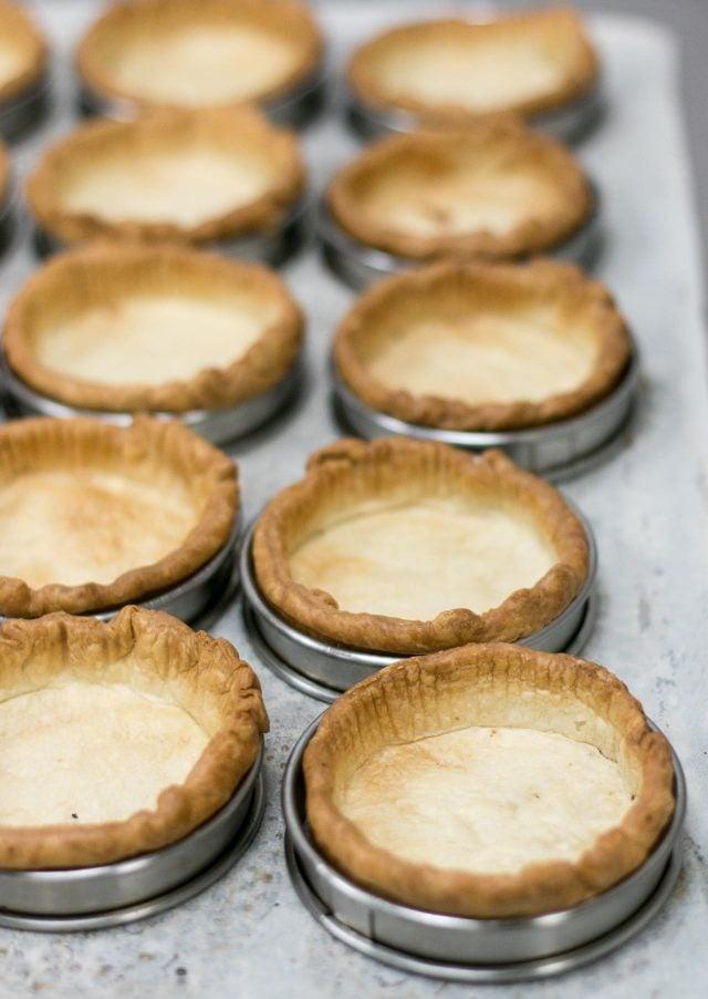 Panifica bakery tartlets