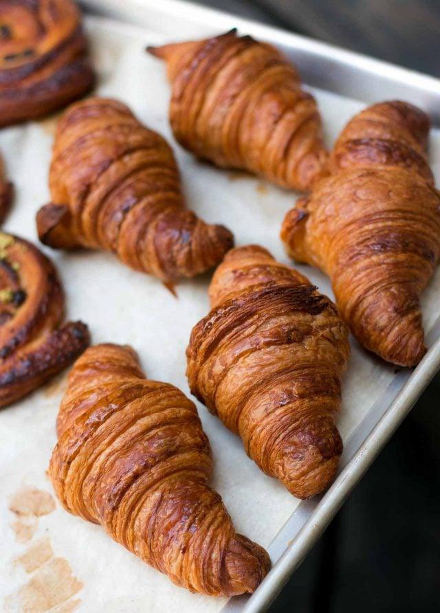 croissant Brooklyn Bakery