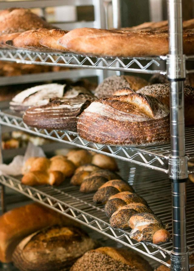 l'Imprimerie Bakery in Brooklyn New York - breads