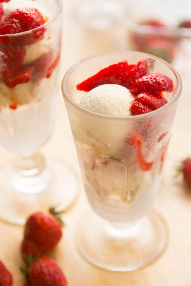 recipe for Frozen Zabaglione