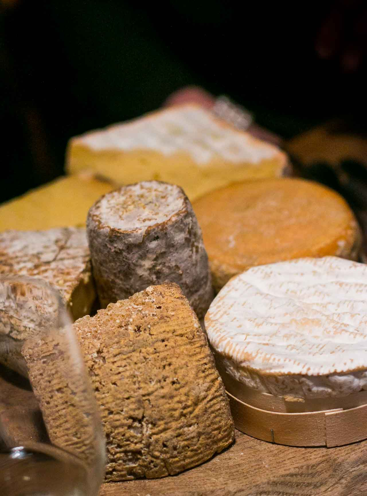 Saint-Marcellin French Cheese